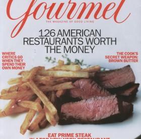 Gourmet Cover
