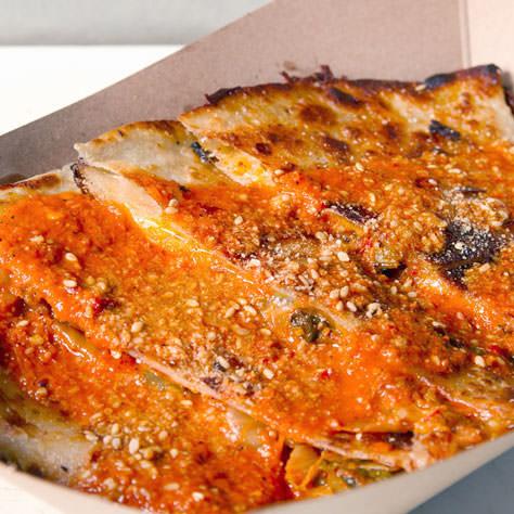 The Kimchi Quesadilla