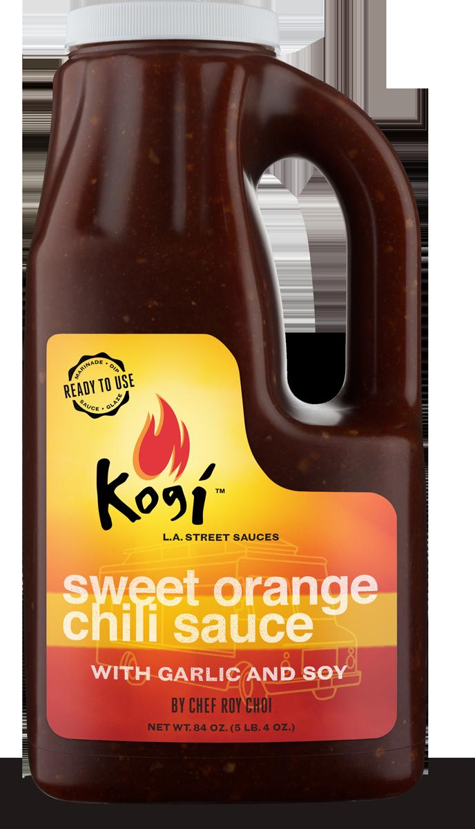 Sweet Orange Chili Sauce